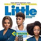Regina Hall, Issa Rae, and Marsai Martin in Little (2019)