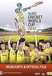 ICC Cricket World Cup (TV Series 2015) - IMDb