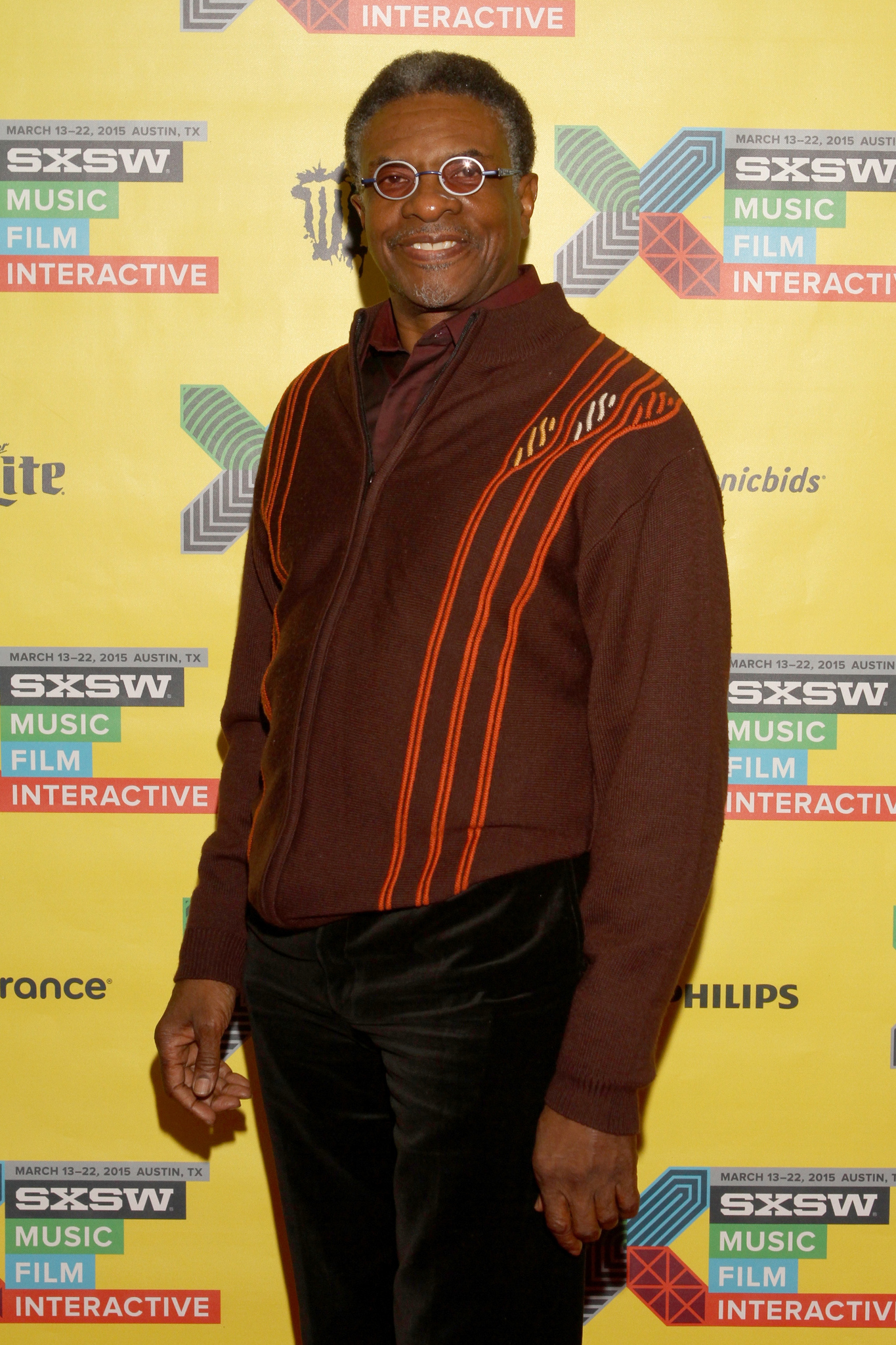 Keith David at an event for Community (2009)