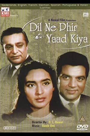 screenplay Dil Ne Phir Yaad Kiya Movie