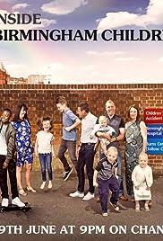 Inside Birmingham Children's Hospital Poster