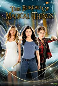 Mia Milnes, Kimie Tsukakoshi, and Elizabeth Cullen in The Bureau of Magical Things (2018)