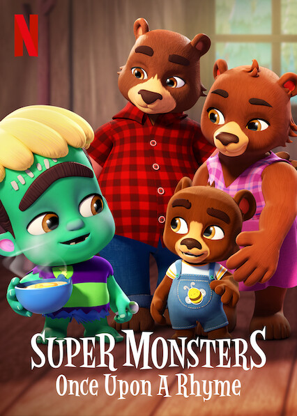 Super Monsters: Once Upon a Rhyme 2021 - SEE21