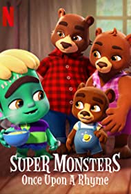 Super Monsters: Once Upon a Rhyme (2021)