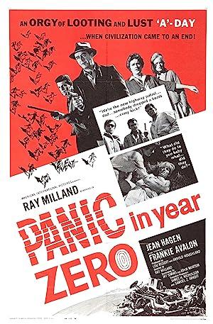 Where to stream Panic in Year Zero!