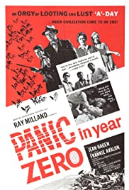 Panic in Year Zero! (End of the World) (1962) 720p