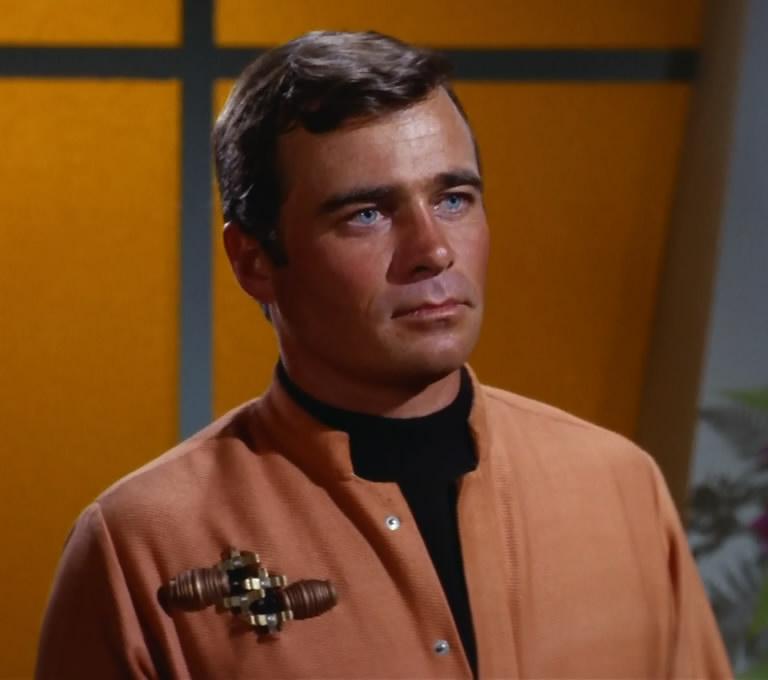 Glenn Corbett in Star Trek 1966