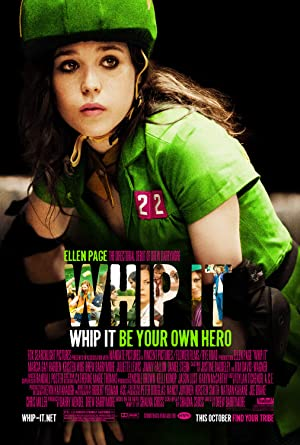Whip It Poster Image