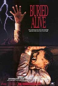Buried Alive (1990) Poster - Movie Forum, Cast, Reviews