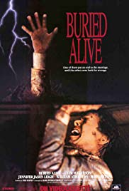 Buried Alive Poster