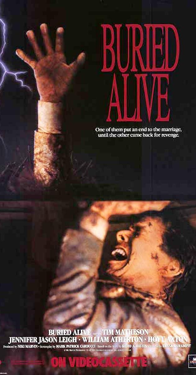 Buried Alive Tv Movie 1990 Imdb