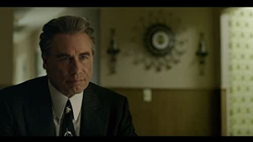 The story of crime boss John Gotti and his son.