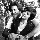 Arnaldo André and Marilina Ross in Piel naranja (1975)