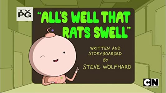 Watch japan movies Adventure Time: All's Well That Rats Swell [Bluray]