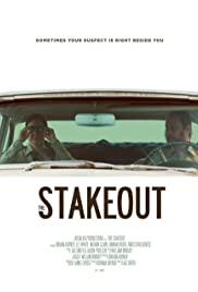 The Stakeout Poster