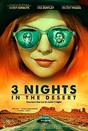 Where to stream 3 Nights in the Desert
