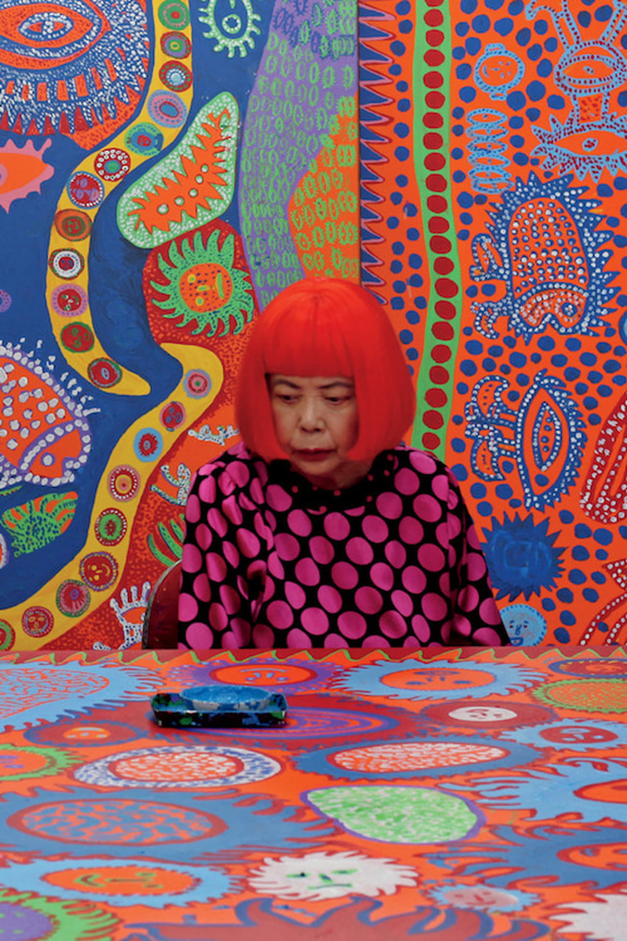 Polka Dot Superstar The Amazing World Of Yayoi Kusama 2014 Imdb