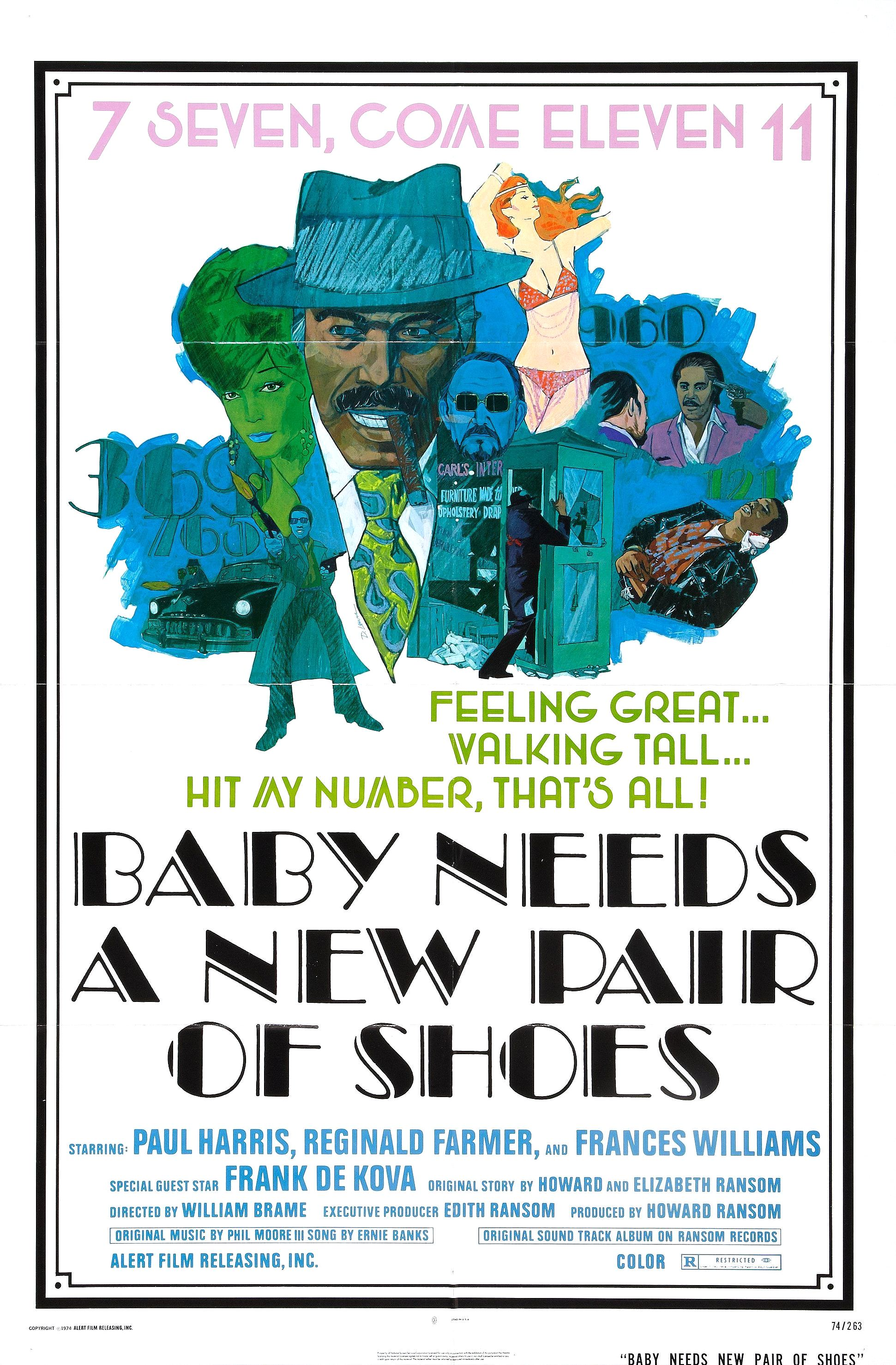 Baby Needs a New Pair of Shoes (1974) - IMDb