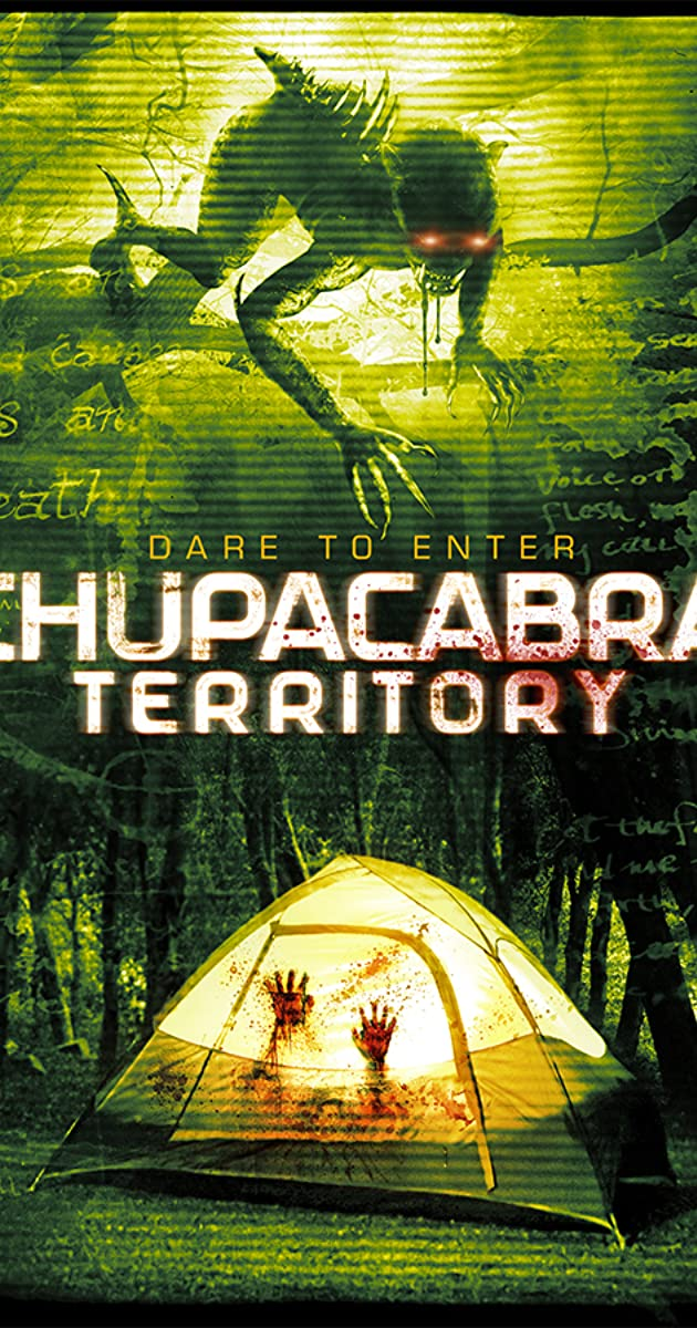 Subtitle of Chupacabra Territory