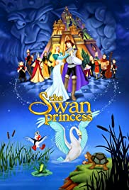 The Swan Princess Poster