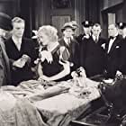 Lionel Atwill, Jack Cheatham, Paul Hurst, Theodore Newton, Lucien Prival, and Sheila Terry in The Sphinx (1933)
