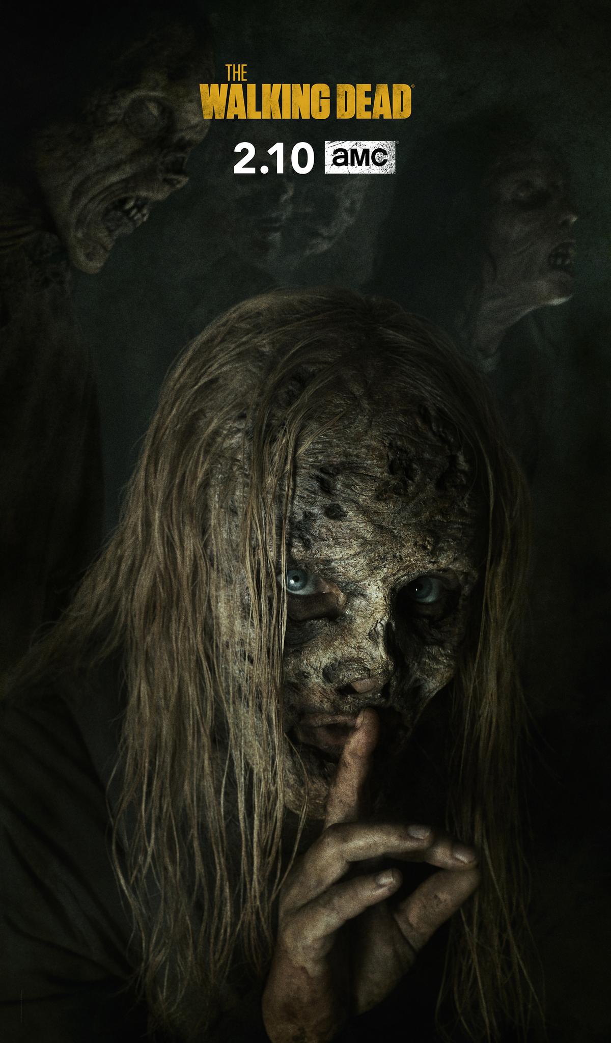 The Walking Dead Season 9 COMPLETE WEBRip 480p, 720p & 1080p