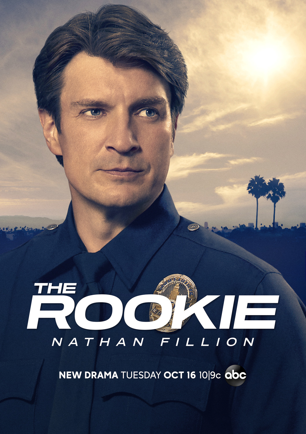 The Rookie TV Series 2018