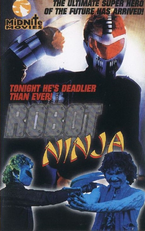 Robot Ninja (1989) 192Kbps 25Fps MP3 2Ch TR VHS Audio SHS