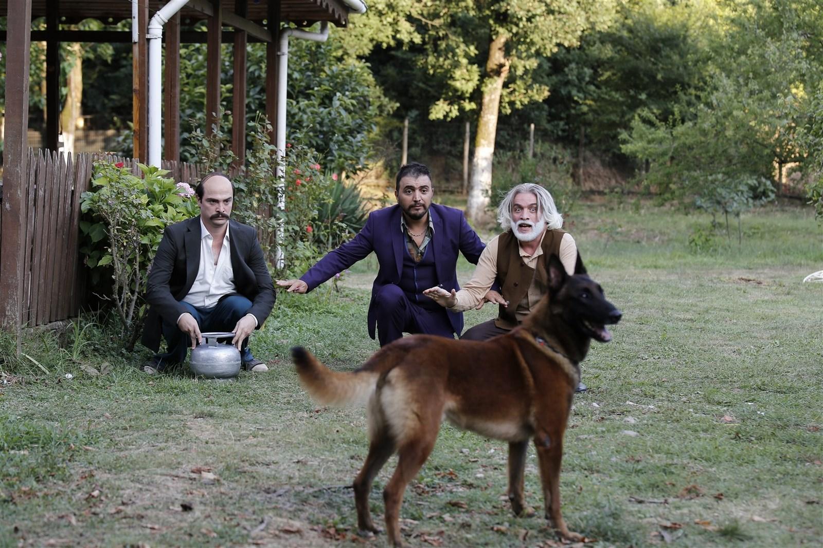 Sinasi Yurtsever, Murat Cemcir, and Ahmet Kural in Dügün Dernek 2: Sünnet (2015)