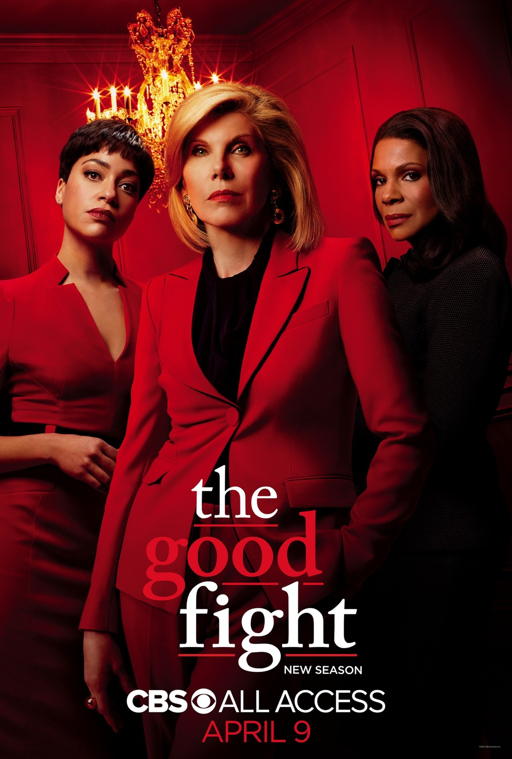 The Good Fight Tv Series 2017 Imdb