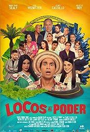 Locos Al Poder Poster