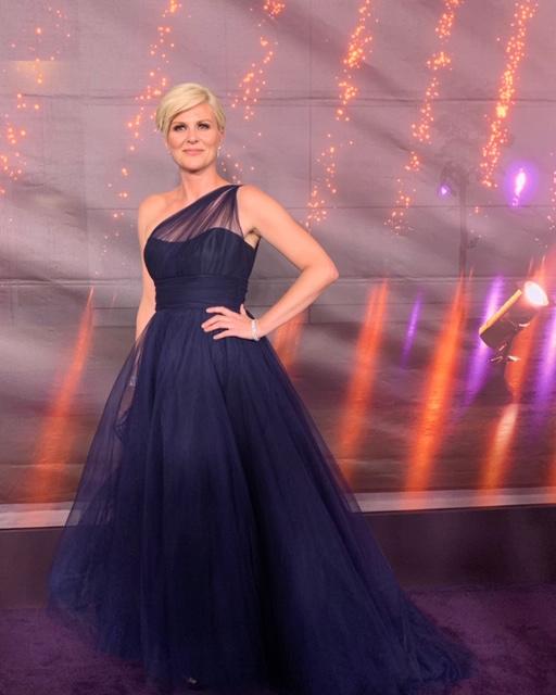 Jennifer Robertson at an event for The 71st Primetime Emmy Awards (2019)