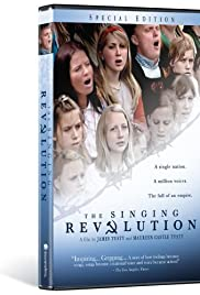 The Singing Revolution Poster