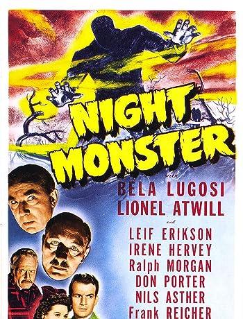 Night Monster (1942) 1080p
