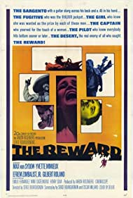 The Reward (1965) Poster - Movie Forum, Cast, Reviews