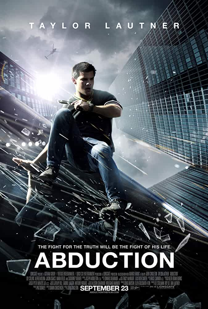 Abduction (2011) Hindi Dubbed