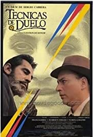 Técnicas de duelo: Una cuestión de honor Poster