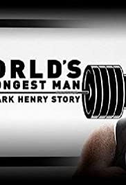 WWE: World's Strongest Man: The Mark Henry Story Poster