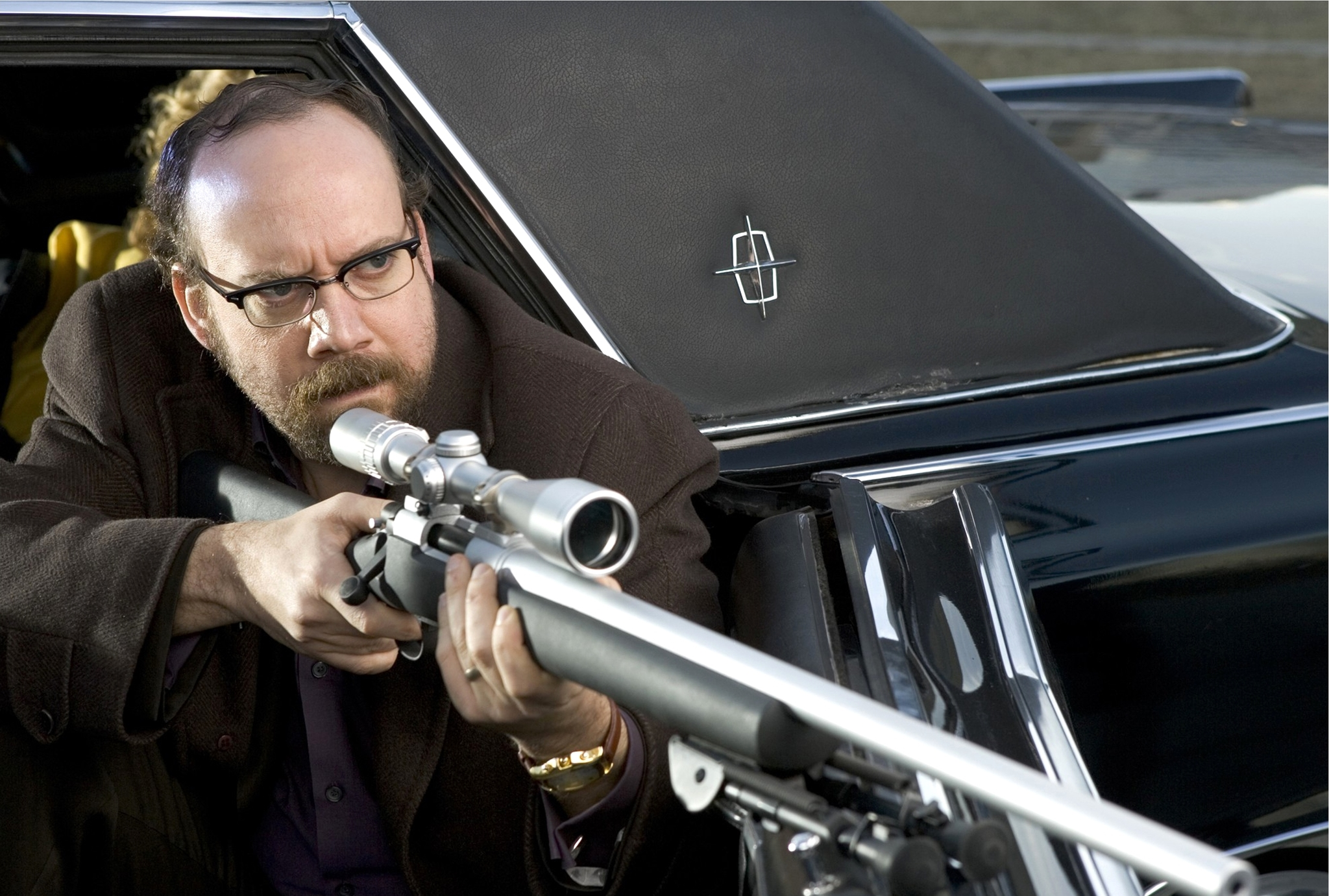 Paul Giamatti in Shoot 'Em Up (2007)
