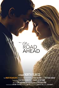 David Lafontaine and Eva Paris Cicinyte in The Road Ahead (2021)