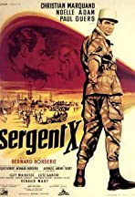 Sergeant X of the Foreign Legion