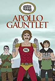 Apollo Gauntlet Poster