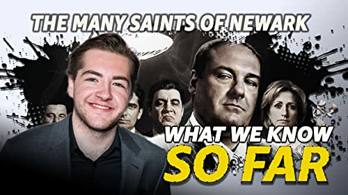 What We Know About 'The Many Saints of Newark' So Far
