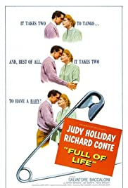 Full of Life(1956) Poster - Movie Forum, Cast, Reviews