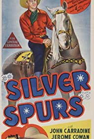 Roy Rogers, Phyllis Brooks, and Trigger in Silver Spurs (1943)