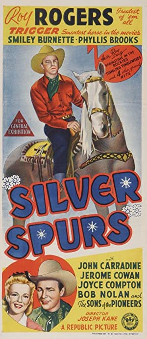 Where to stream Silver Spurs