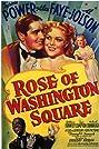 Rose of Washington Square (1939) Poster