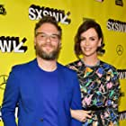 Charlize Theron and Seth Rogen at an event for Long Shot (2019)