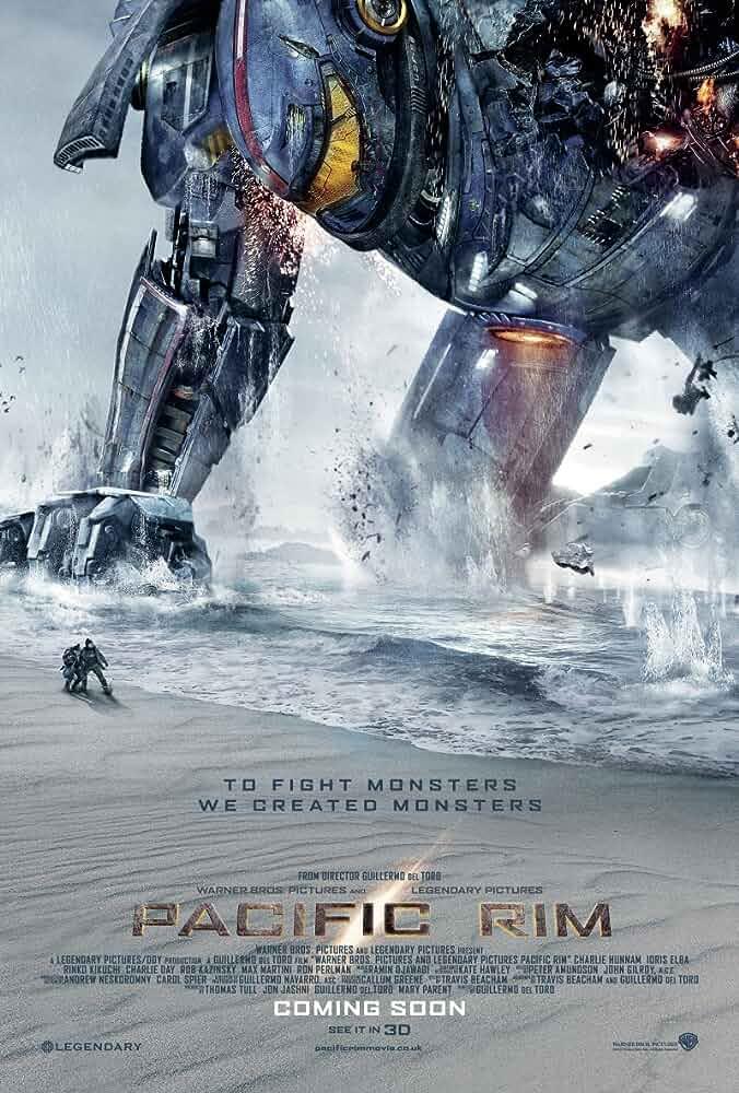 Pacific Rim (2013) Hindi Dubbed