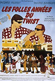 The Crazy Years of the Twist Poster